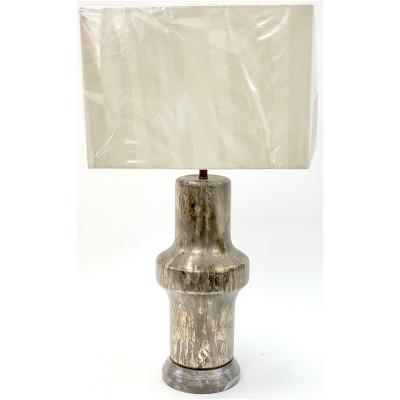 Bilbao Variegated Metalic Lamp