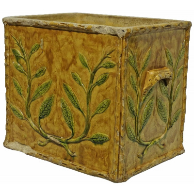 Antique French Terracotta Planter