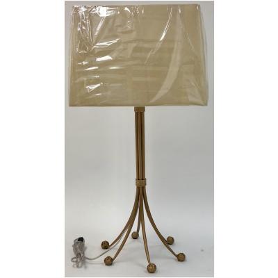 Mid Century Bristol Iron Table Lamp