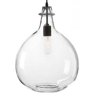 "Jules 12"" Pendant Light - Violet"