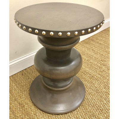 Benton Spool Occasional Table