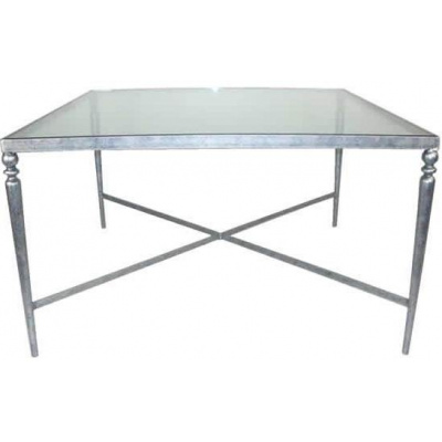 "Metalworks Laura 32""Cocktail Table"