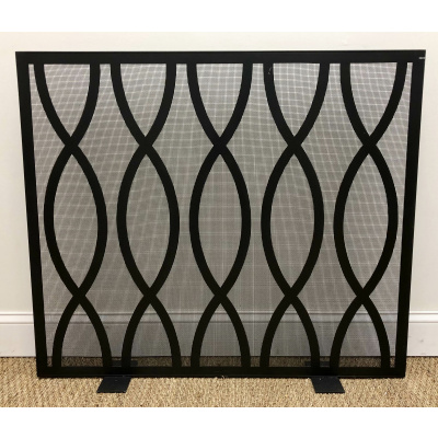 Metalworks Varsley Fire Screen