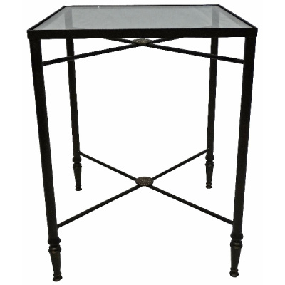 Metalworks Chatsworth End Table
