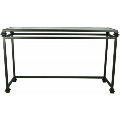 "Metalworks Dexter 54"" Console Table"