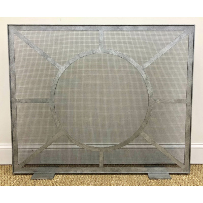 Metalworks Longchamp Fire Screen