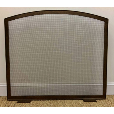 Metalworks Whitehurst Fire Screen