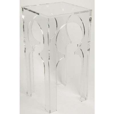 Casablanca Acrylic Table