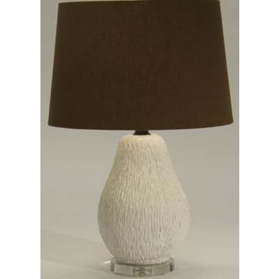 Pear Delight Lamp w/o Shade