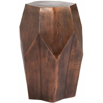 Garwin Copper Garden Stool