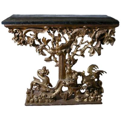 Antique Italian Pier Table