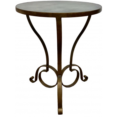 French Scroll Occasional Table