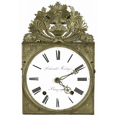 Antique French Clock Face