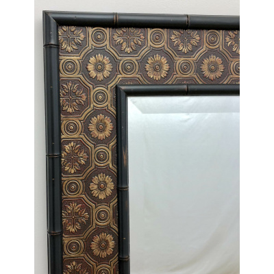 "Fairway Faux Bamboo 46"" Mirror"