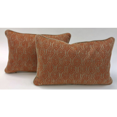 Janice Kane Huntsman-Russet 12x20Pillows