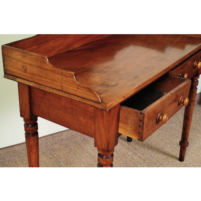 Antique American Maple Wash Stand