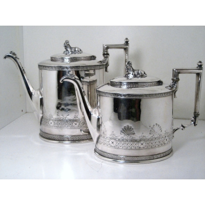 Antique Aesthetic Reed&Barton Tea Servic