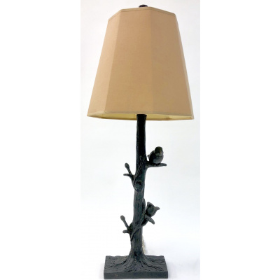 Englewood Bird & Branch Table Lamp