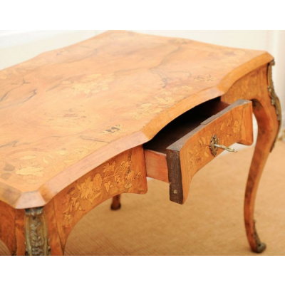 Antique George III MarquetryWriting Desk