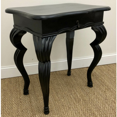 Newgate Safari Side Table w/Drawer