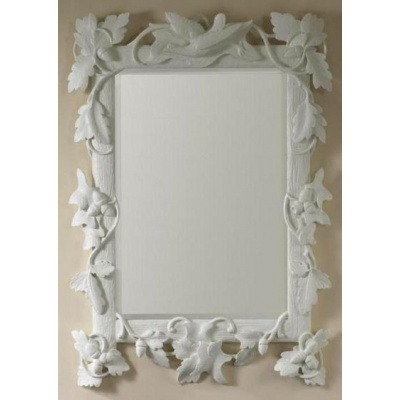 White Forest Mirror **Sold