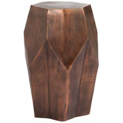 Garwin Copper Garden Stool