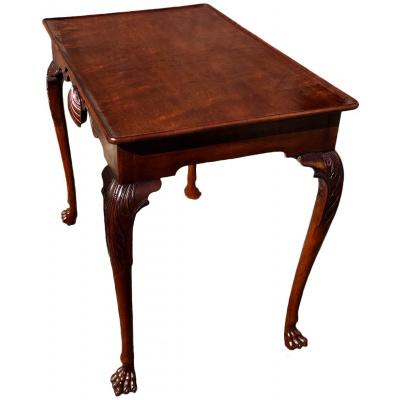 Period 18th c. Irish Silver / Tea Table