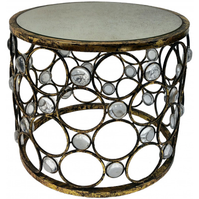 Ansley Bubble Occasional Table