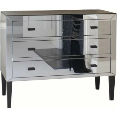 Bridgeport Mirrored Chest