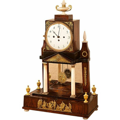 Antique French Mantle Clock *S