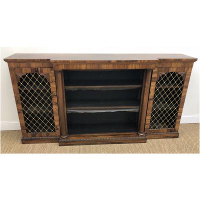 Antique Regency Rosewood Sideboard