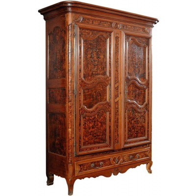 18th c. Period Bresse Armoire