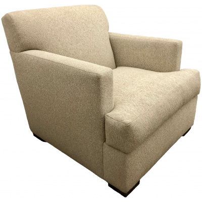 Michael Lounge Chair - Cream