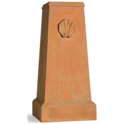 Chelsea Gardens Shell Pedestal