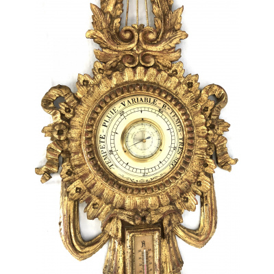 Vintage Decorative Barometer