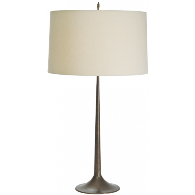 Bugle Boy Lamp w/ Bronze Finish