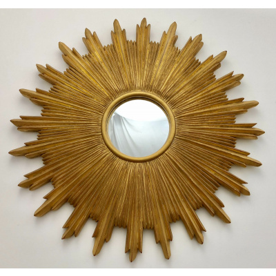"Helios 36"" Sunburst Mirror"