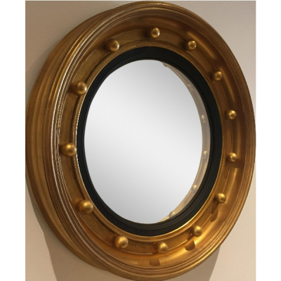 "British 33"" Convex Mirror"