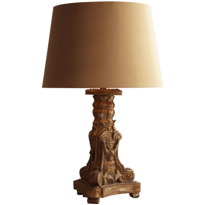 Addison Italian Candle Lamp w/o Shade