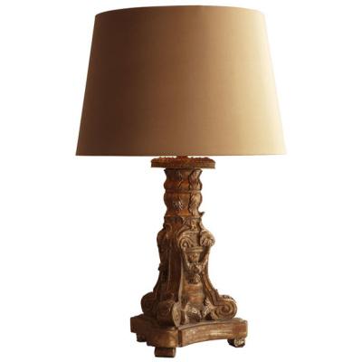Addison Italian Candle Lamp w/o Shade