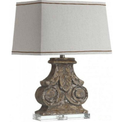 Hirsh Fragment Table Lamp w/o Shade