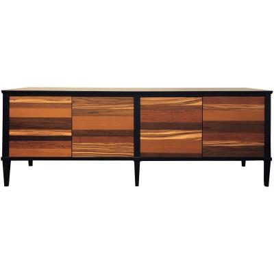 Klein Cabinet w/Exotic Wood Doors