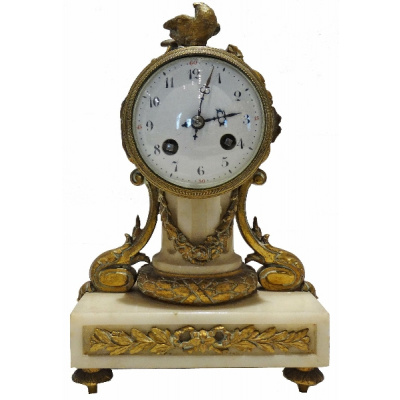Antique Petite French Clock *Hold