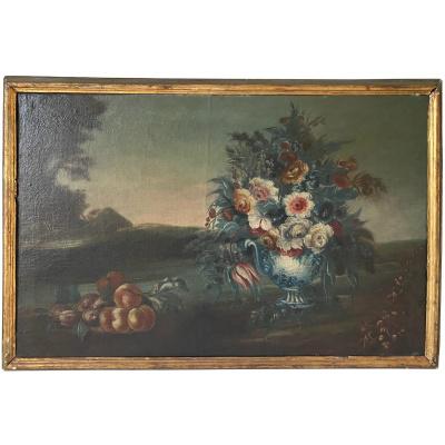 18th c. Flemish Still Life