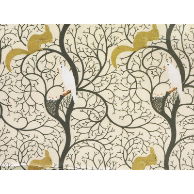 Somerset Forest - Curtain Panel