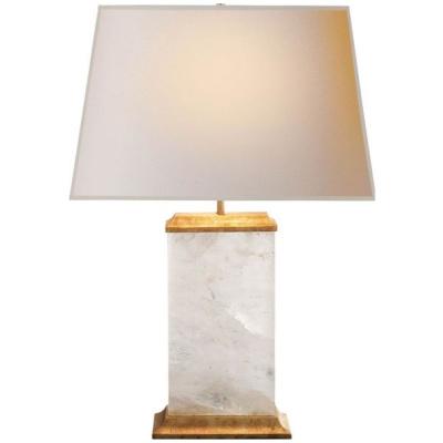 Iceland White Quartz Table Lamp*Hold