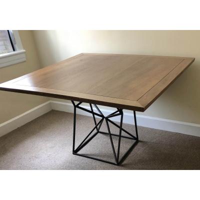 "Paris 54"" Square Dining Table"
