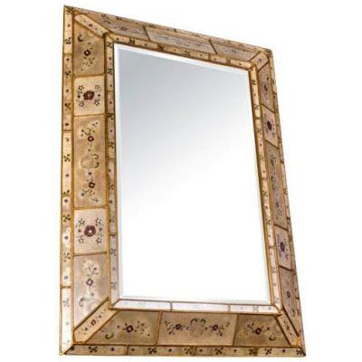 Sienna Mirror 33x48 Geneva