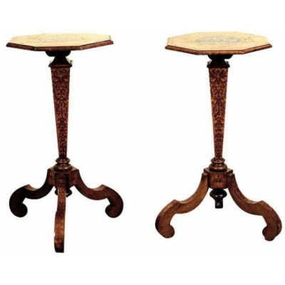 17th c. Pair of William & Mary Tables
